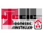 EIC domestic installer